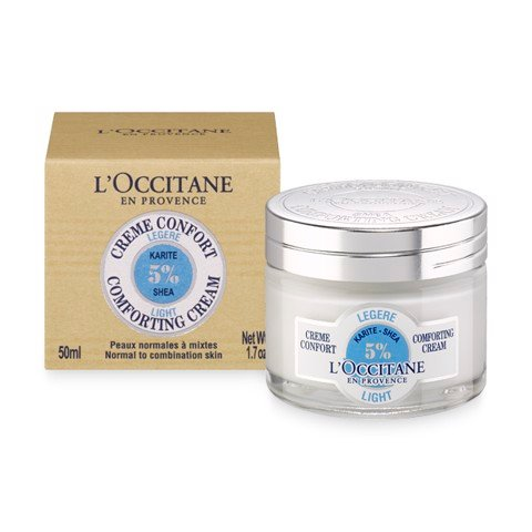 kem duong am loccitane shea light comfort 50ml 3
