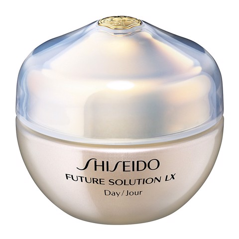 kem duong ngay shiseido future solution lx total protective cream 50ml