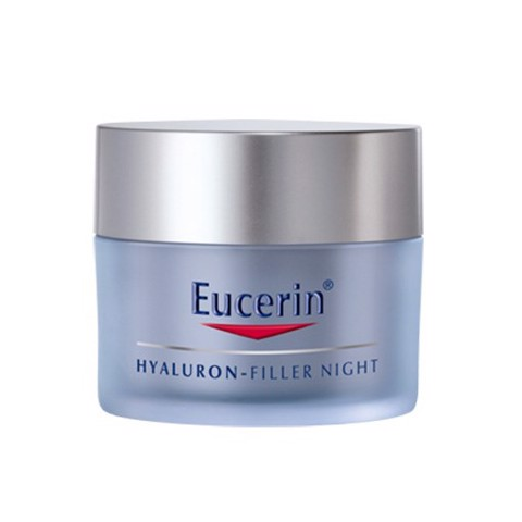 kem ngan ngua lao hoa ban dem eucerin hyaluron filler night cream 50ml