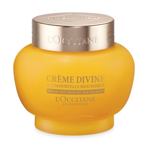 kem dac tri chong lao hoa l occitane immortelle divine light cream spf20