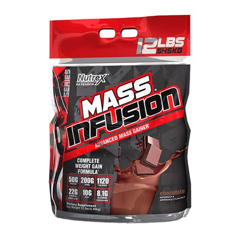 Nutrex Mass Infusion 5.54kg