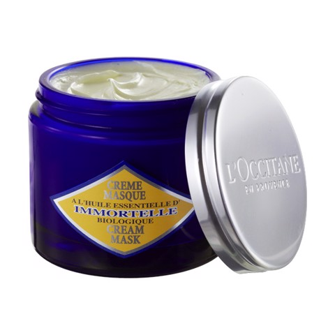 mat na duong am chong lao hoa loccitane immortelle cream mask 125ml 2