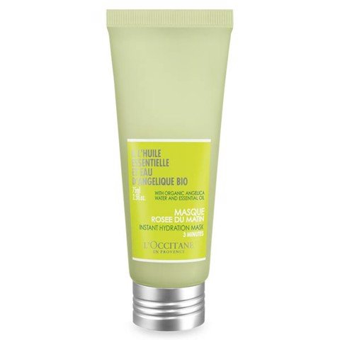 mat na duong am loccitane angelica hydration vital mask 75ml