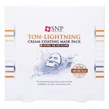 mat na duong da trang sang snp ton lightening cream coating mask pack