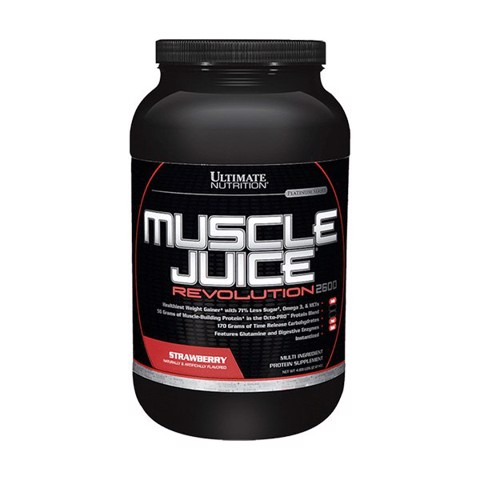 Muscle Juice Revolution 2600 Strawberry