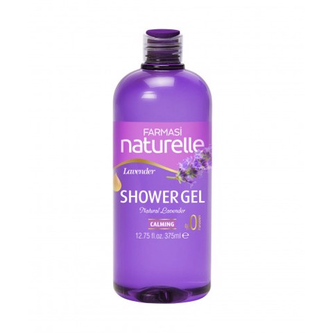 Farmasi Naturelle Lavender Shower Gel 375ml