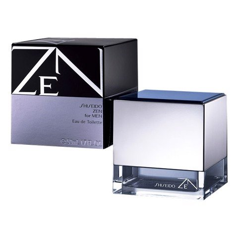 nuoc hoa nam shiseido zen for men eau de toilette 50ml