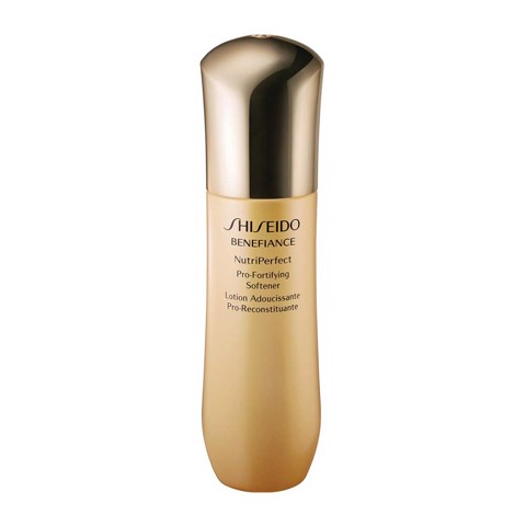 nuoc can bang bao ve da shiseido benefiance nutriperfect pro fortifying softener 150ml