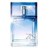 nuoc hoa nam shiseido zensun for men eau de toilette fraiche 100ml