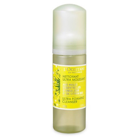 sua rua mat dang bot l occitane angelica ultra foaming cleanser 150ml