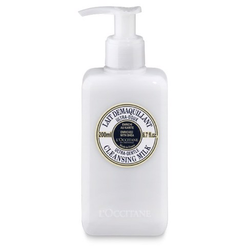sua rua mat t l occitane cleansing milk ultra gentle 200ml