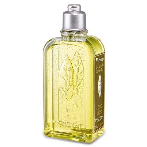 sua tam co roi ngua huong chanh xa l occitane verbena shower gel 250ml