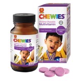 vien uong bo sung vitamin cho tre em chewies children chewable multivitamin 30 vien