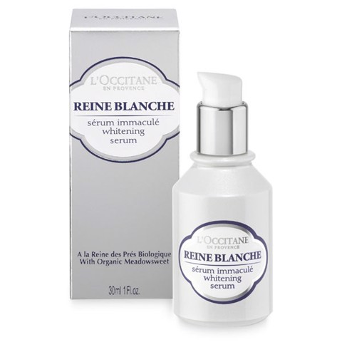 tinh chat lam trang l occitane reine blanche whitening serum 30ml 02