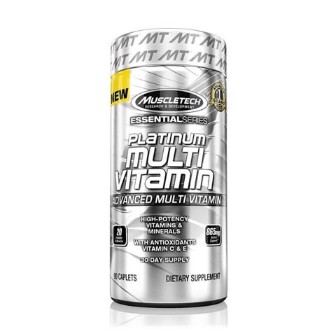 muscle tech platinum multivitamin