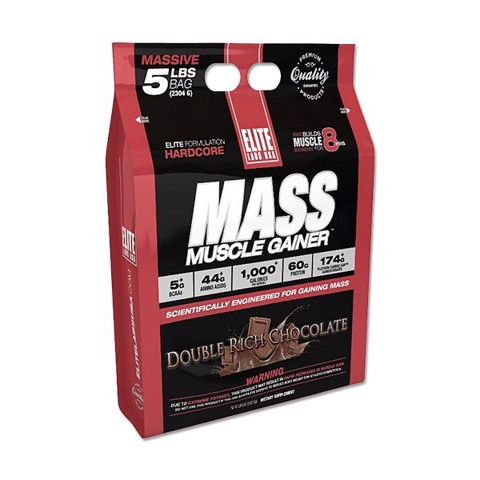 Mass Muscle Gainer 5lbs