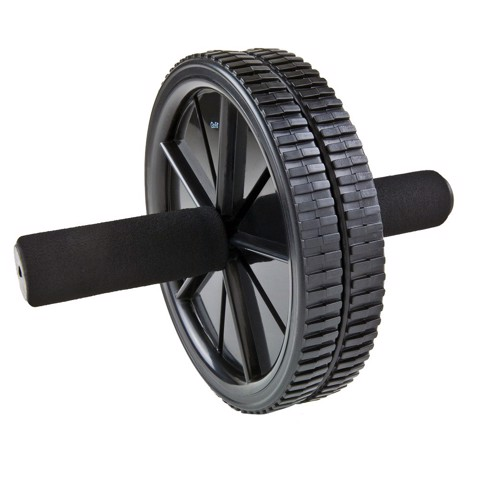 Banh xe tap co bung Dual Exercise AB Wheel