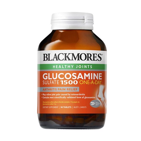 Glucosamine Sulfate 1500mg One-A-Day