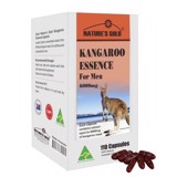 vien uong tang cuong sinh ly nam natures gold kangaroo essence for men 6000mg 110 vien