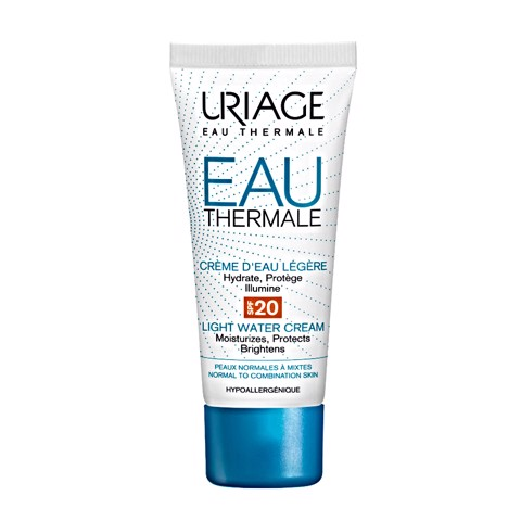 Uriage Eau Thermale Cr D'eau Legere SPF20