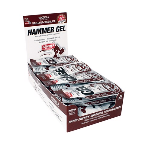 Hammer Gel Nocciola box