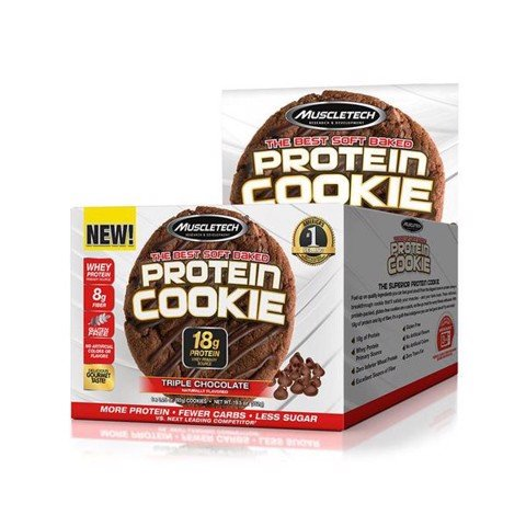 Protein Cookie TRIPLE CHOCOLATE 6 packs