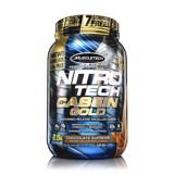 nitrotech casein gold chocolate 2.5lbs