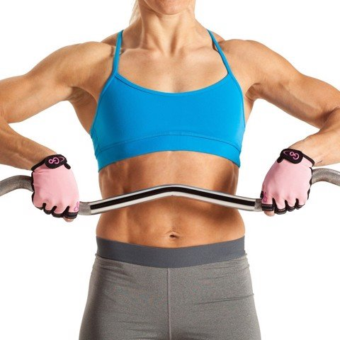 Breast Cancer XTrainer Gloves–Small