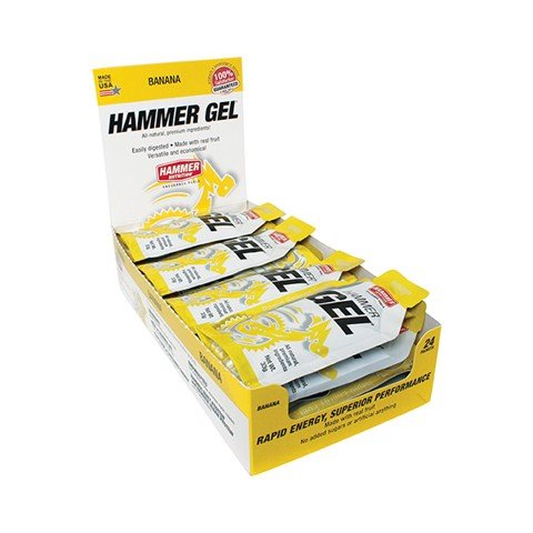 Hammer Gel Banana box