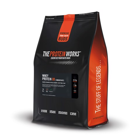 The Protein Words Whey Protein 80 Concentrate 2