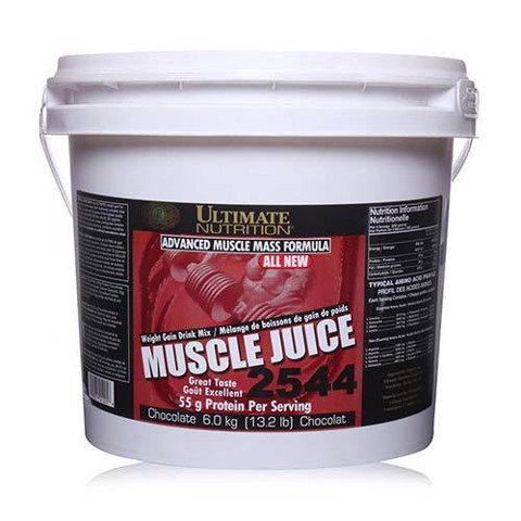 Ultimate Nutrition Muscle Juice 2544 Chocolate 6kg