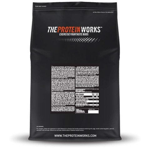 The Protein Works Diet Whey Isolate 90 4