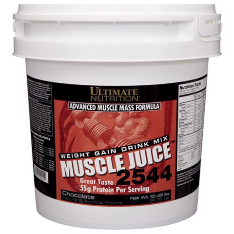 Ultimate Nutrition Muscle Juice 2544 Chocolate 4.75kg