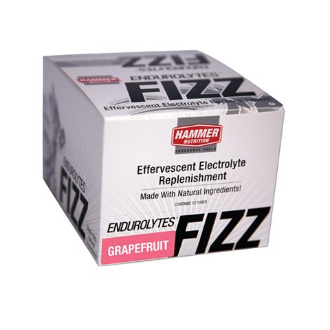 Hammer Nutrition Endurolytes Fizz Box grapefruit