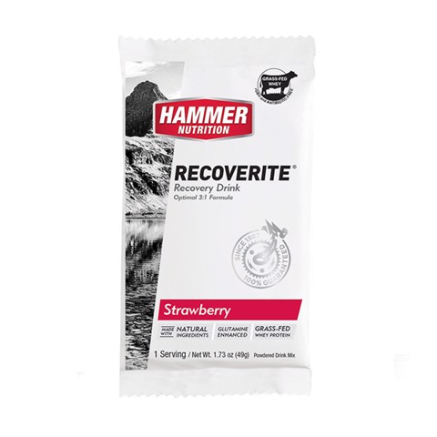 Hammer Nutrition Recoverite® Strawberry