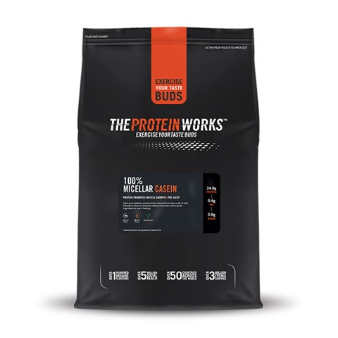 The Protein Works 100% Micellar Casein 2