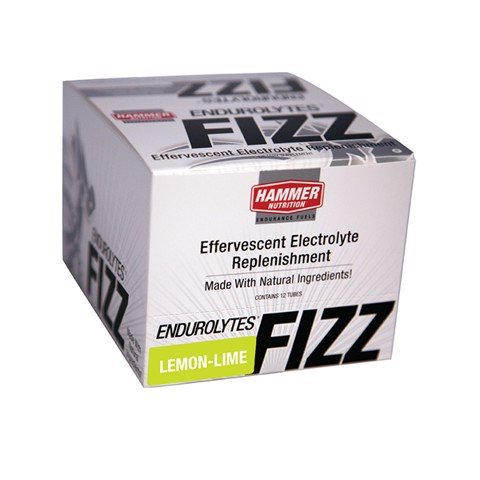 Hammer Nutrition Endurolytes Fizz Box lemon
