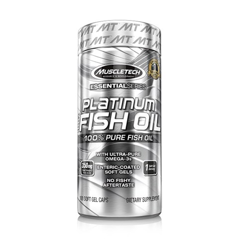 platinum omega fish oil 100 vien