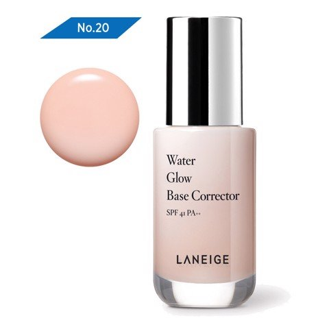 Laneige Water Glow Base Corrector SPF41 PA++ No. 20 Rosy Pink