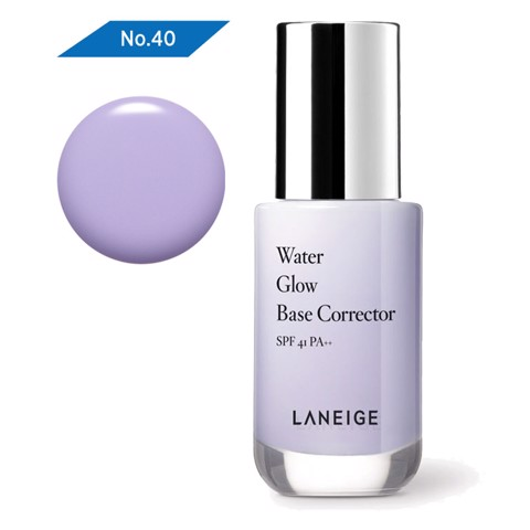 Laneige Water Glow Base Corrector SPF41 PA++ No. 40 Light Purple