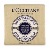 xa phong l'occitane shea butter extra gentle soap milk 100g