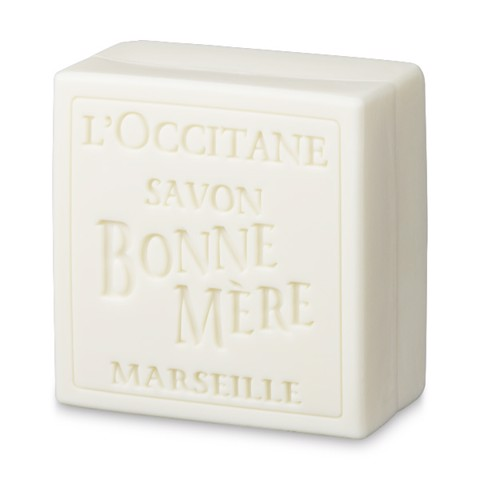 xa phong sua cho me va be l occitane bonne mere soap milk 100g