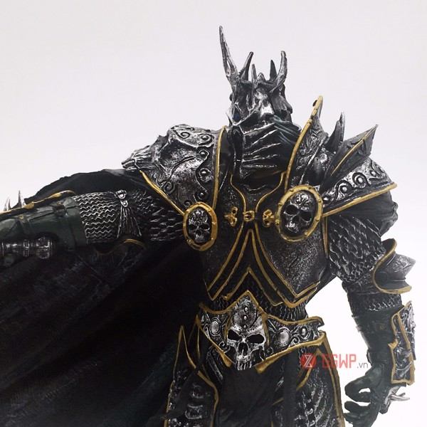 Mô hình Lich King Arthas World Of Warcraft