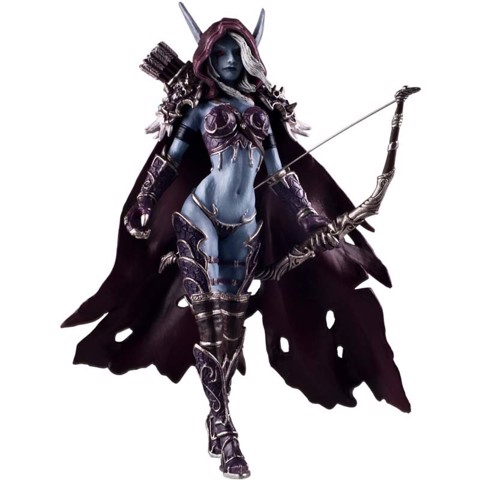 Mô hình Sylvanas Windrunner World Of Warcraft