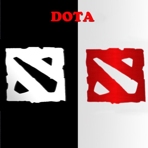 Decal logo DOTA 2