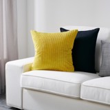 Cushion cover 84 Soft yellow