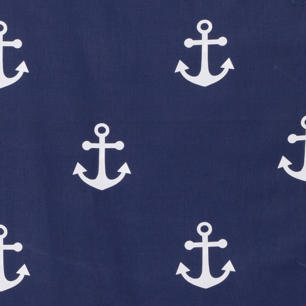 Best price 059 White anchors on navy
