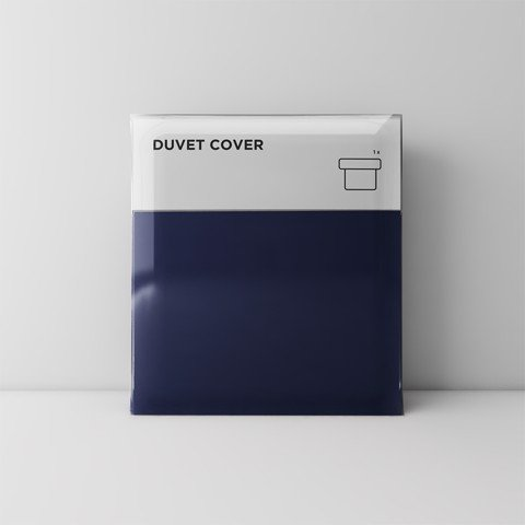 Premium duvet cover 11 Royal blue