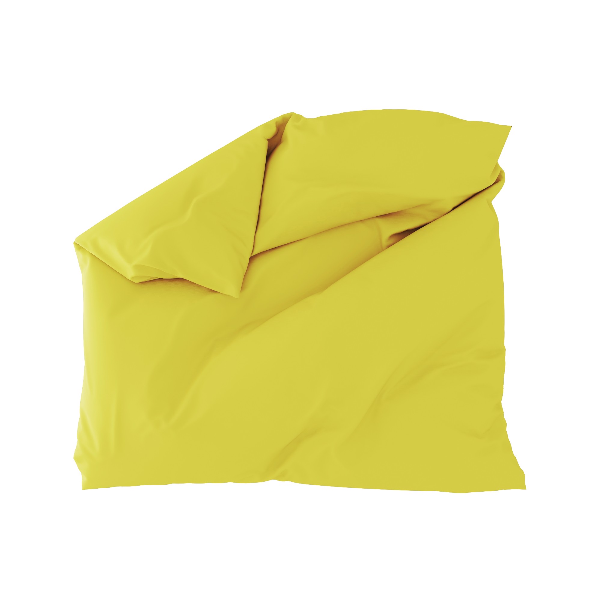 Standard duvet cover 16 Yellow