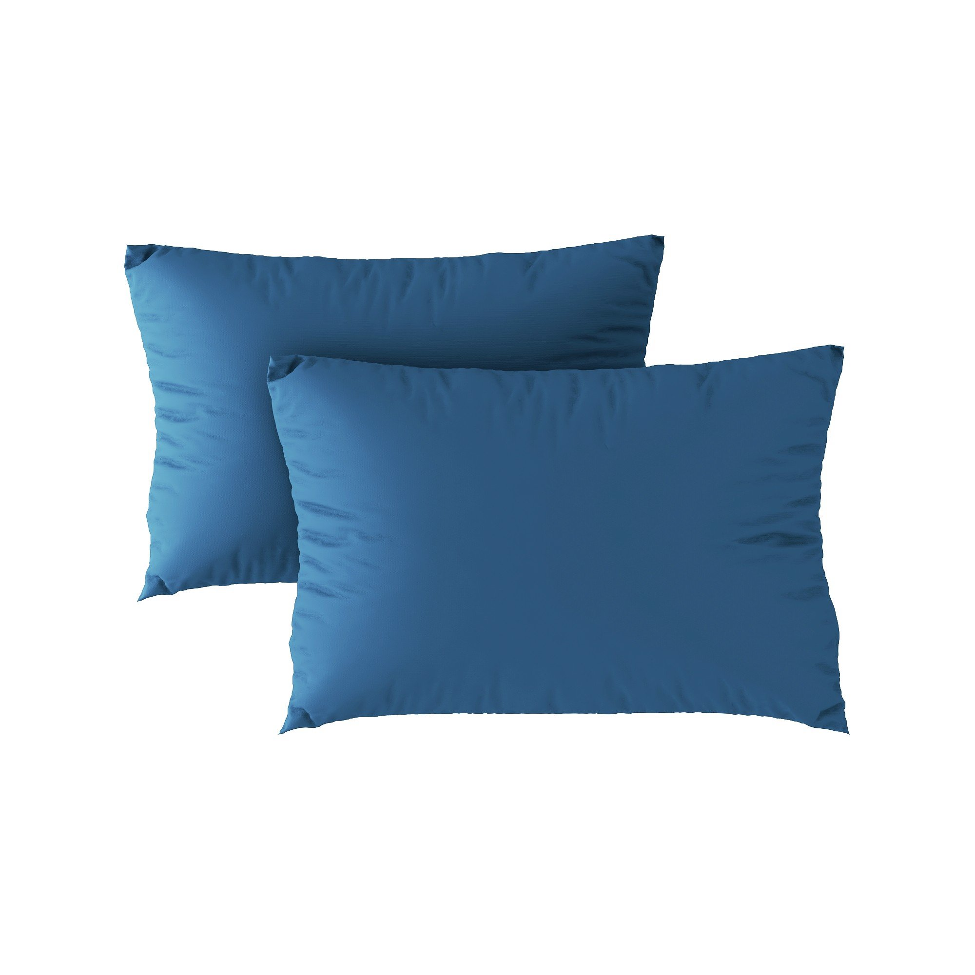 Standard pillow case 19 Habour blue (2pcs)